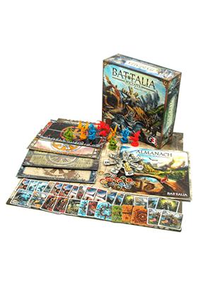 Battalia: The Creation