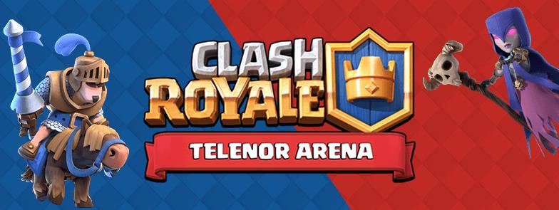 Правила за участие в турнир Telenor Arena: Clash Royale – София